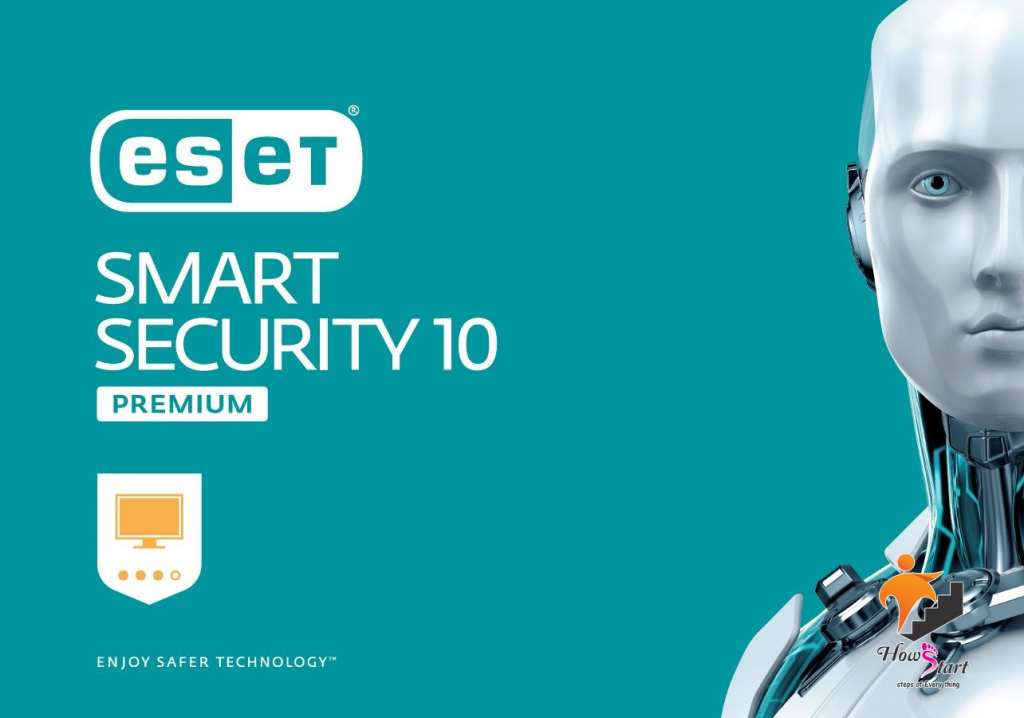 www.howstart.ir - eset smart security 10