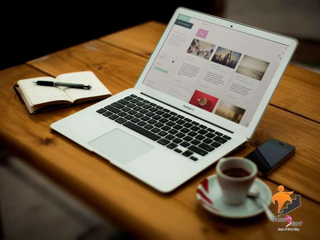 www.howstart.ir - blog