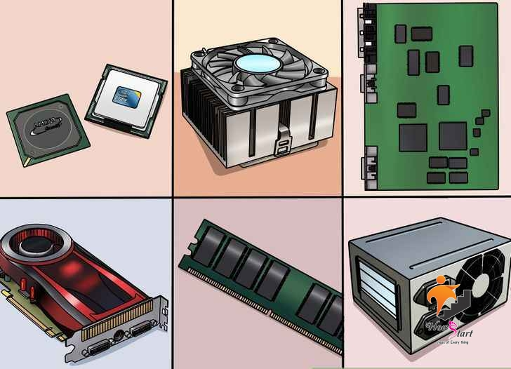 www.howstart.ir - کامپیوتر مخصوص بازی 3