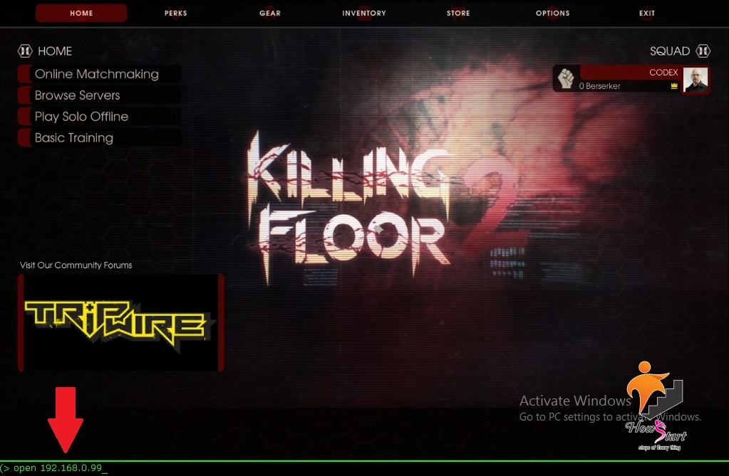 Killing Floor 2 LAN-Step4