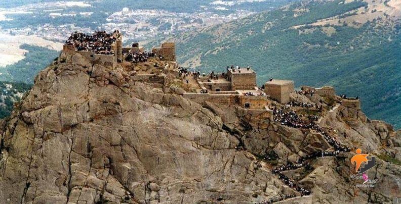 آذربایجان شرقی - ارسباران- کلیبر-قلعه بابک