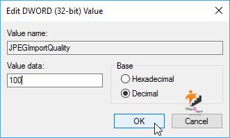 چگونه می توانم کیفیت پشت زمینه را در ویندوز ۱۰ افزایش دهم؟