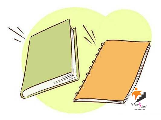 www.howstart.ir - نحوه نوشتن کتاب 1