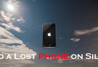 www.howstart.ir - پیدا کردن تلفن گمشده در حالت سکوت 1