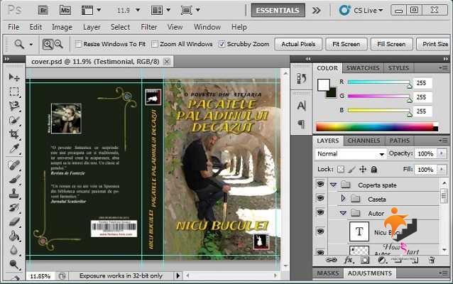 www.howstart.ir - نحوه نوشتن کتاب 5